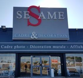 Cadre Sésame