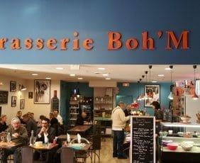 Brasserie Boh'M