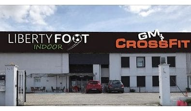 Liberty Foot / GM Crossfit
