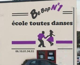 Be bop N°1 – École de danse