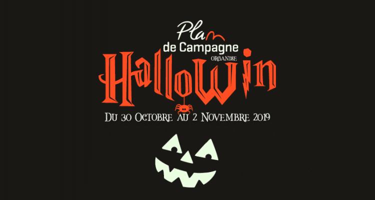 Halloween à Plan de Campagne !