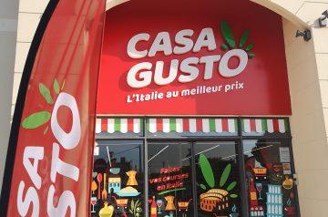 Casa Gusto vient d'ouvrir à Plan de Campagne !