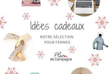 Idées cadeaux de Noël pour Femmes
