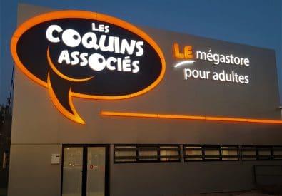 LES COQUINS ASSOCIÉS