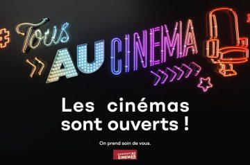 Réouverture du Cinéma Pathé !
