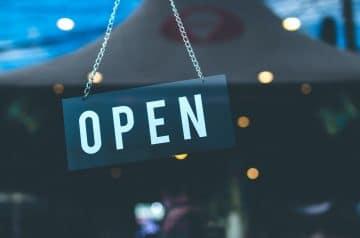 Nos restaurants restent ouverts !